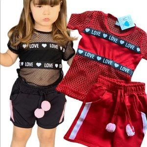NWT 4T Last one summer toddler girl
